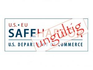 Safe-Harbor-Abkommen ungültig