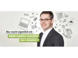 Was macht eigentlich ein Digital Analytics Consultant?