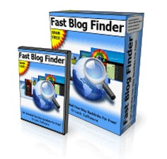 Fast Blog Finder