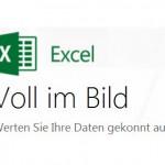Excel 2013 im Einsatz zur Datenvisualisierung und zum Reporting